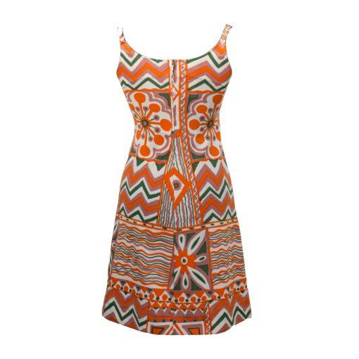 70-luvun mekko