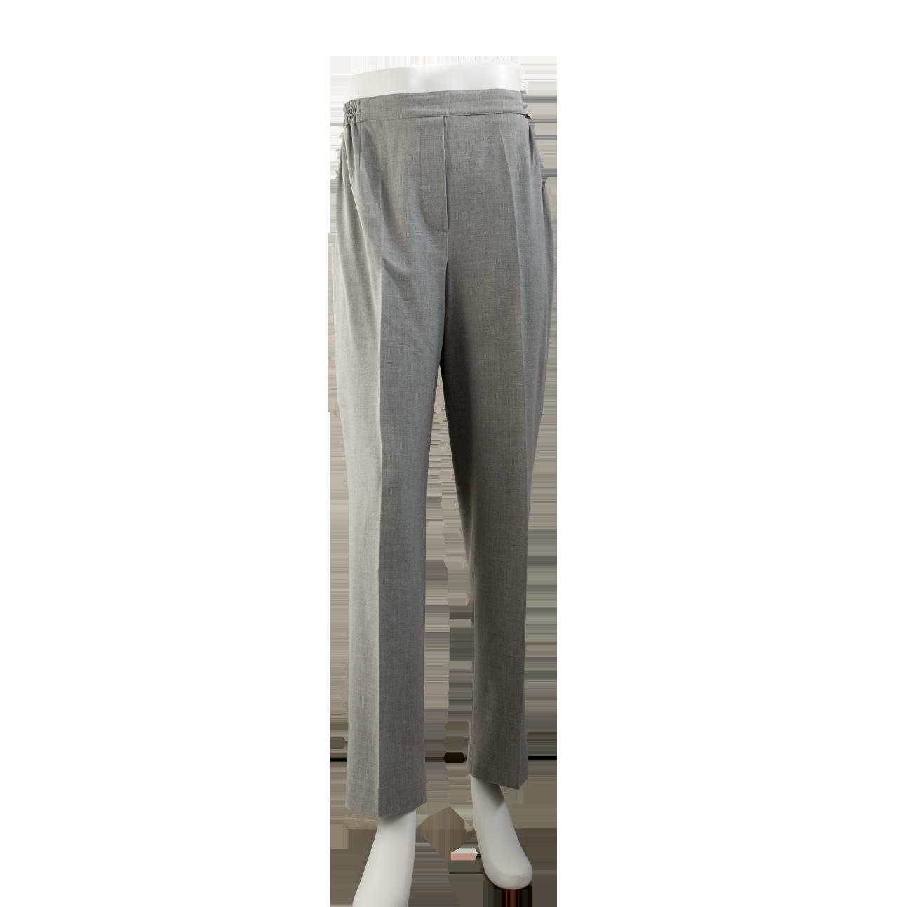 harmaat housut
