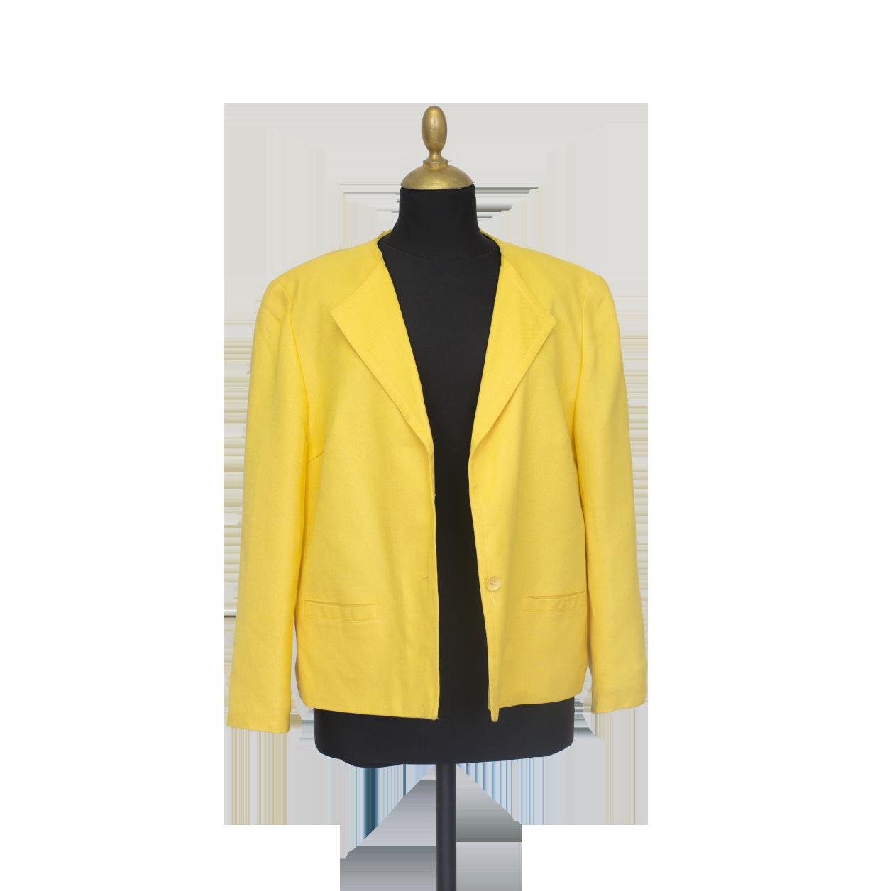 keltainen jakku