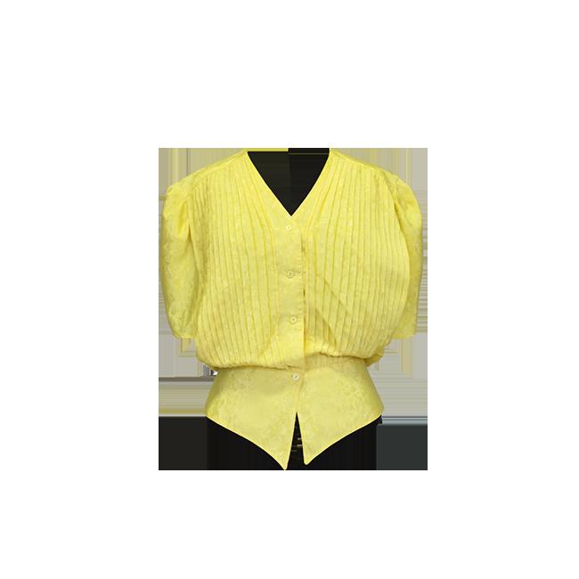 Keltainen pusero