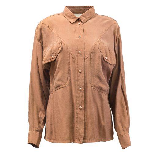 Ruskea pusero