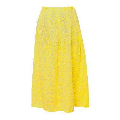 keltainen hame