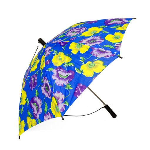 kukkasateenvarjo