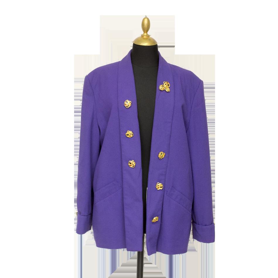 violetti bleiseri