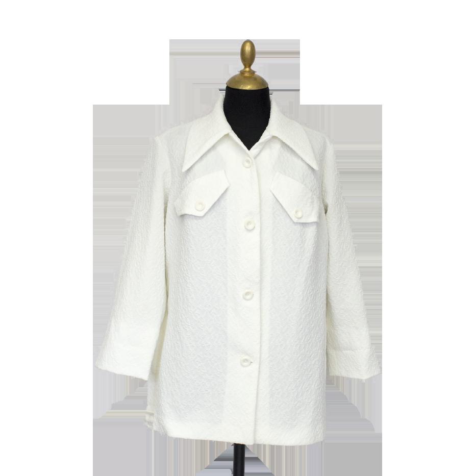 valkoinen takki