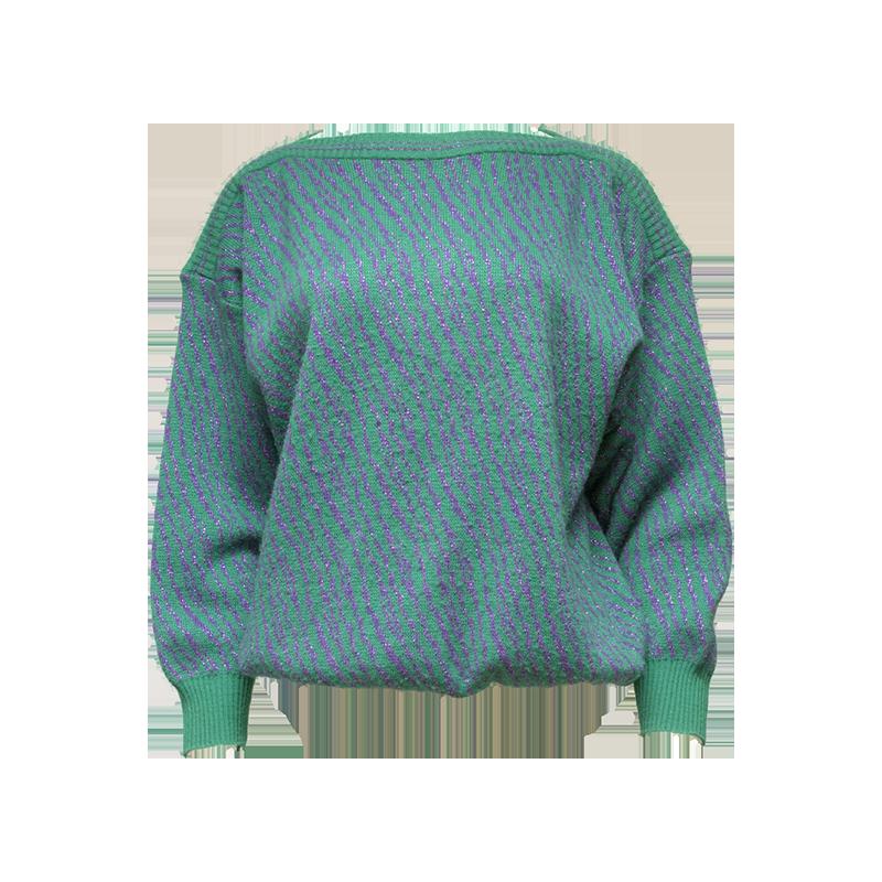 Vihreä neule