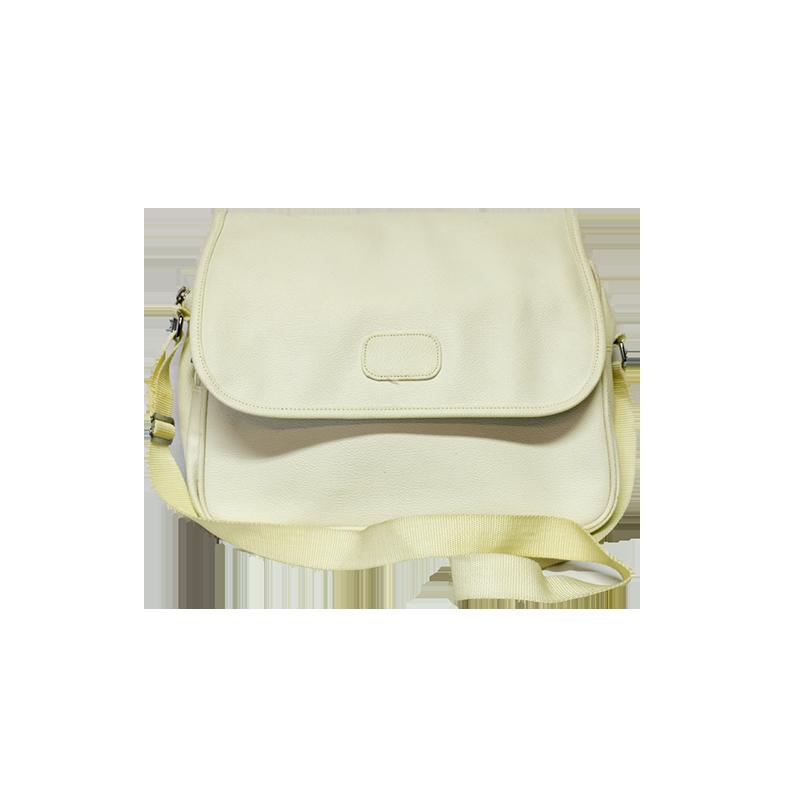 Valkoinen laukku