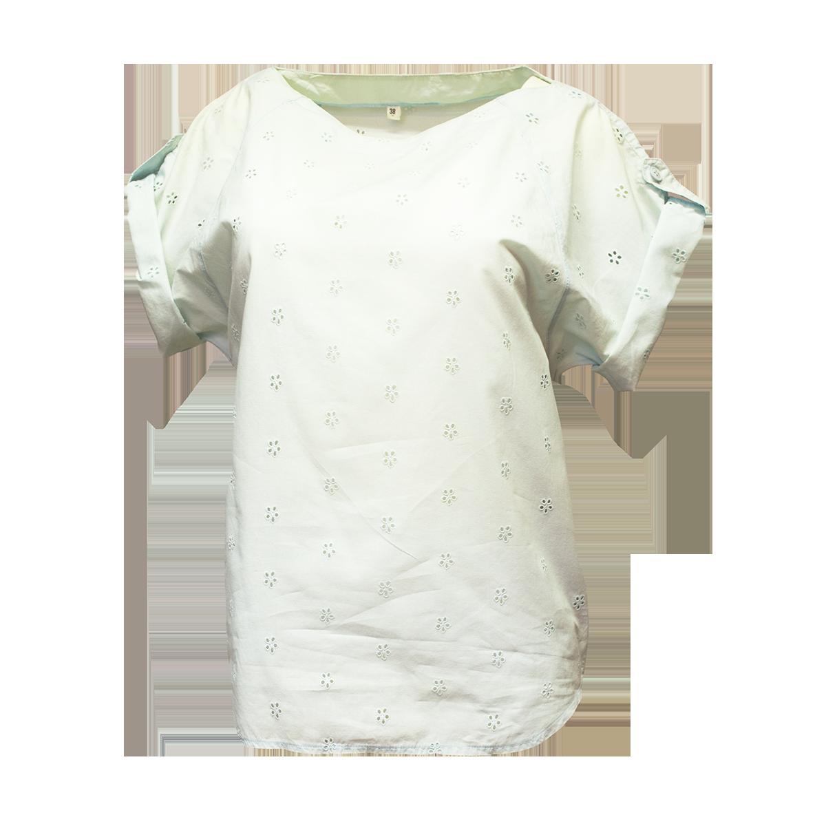 Mintunvihreä paita