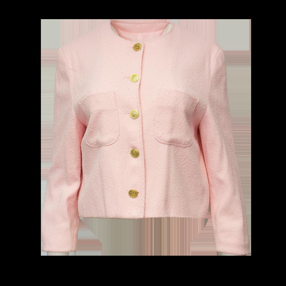 vaaleanpunainen jakku