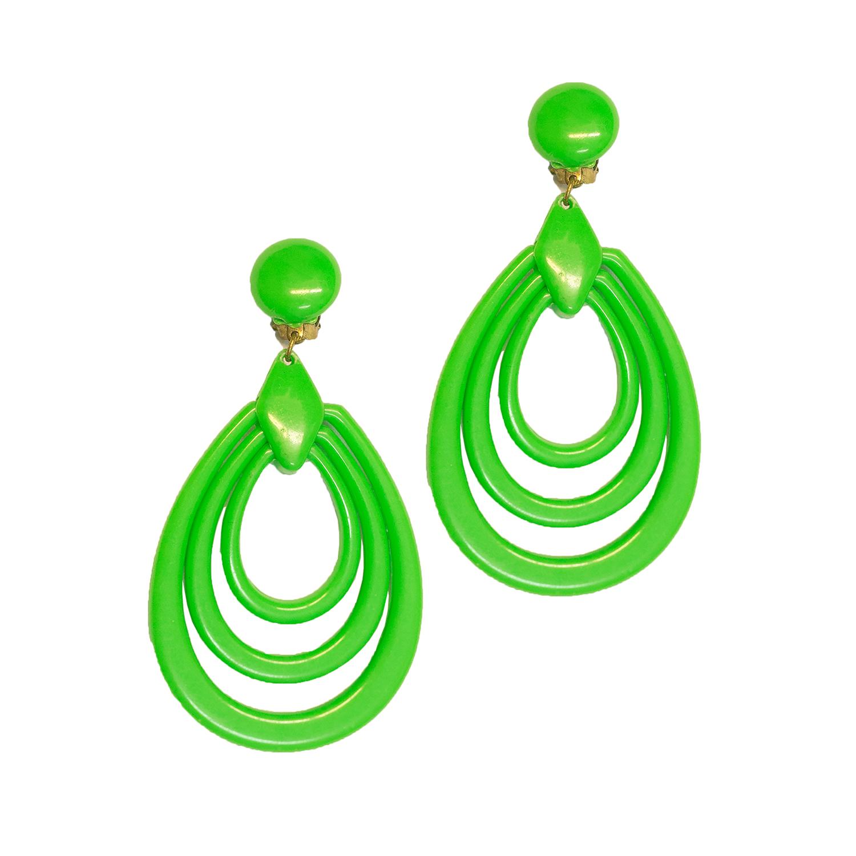 neon-vihreä