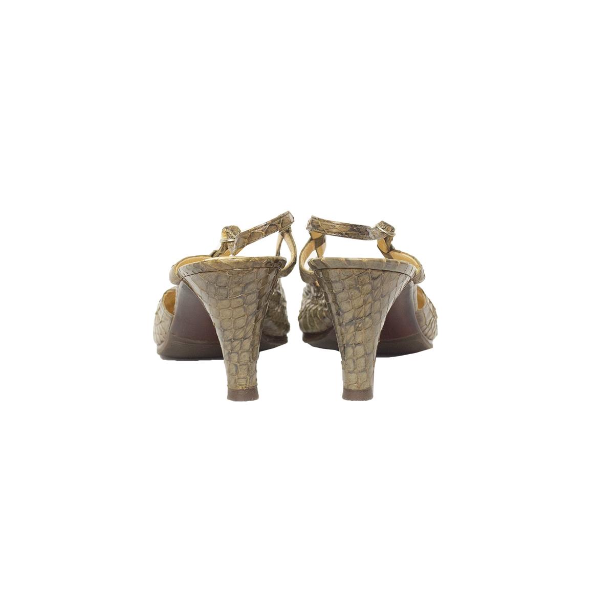 vintage sandaletit