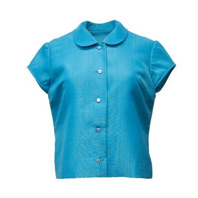 petroolinsininen paita