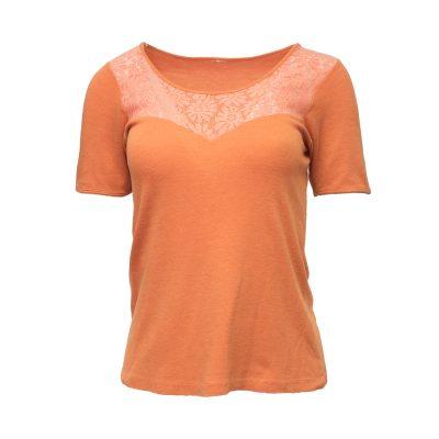 oranssi t-paita