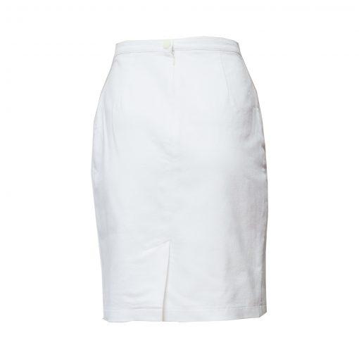valkoinen hame