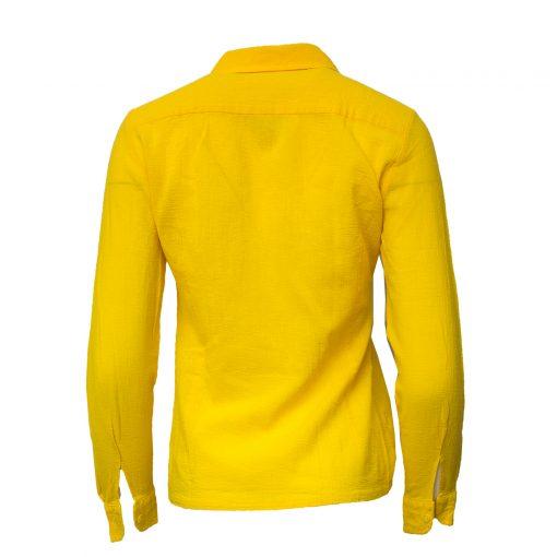 keltainen kauluspaita