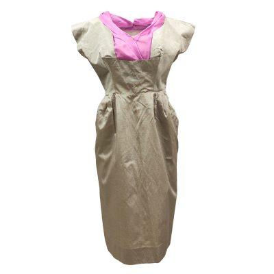 silkki mekko