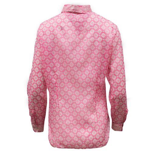 vaaleanpunainen paita