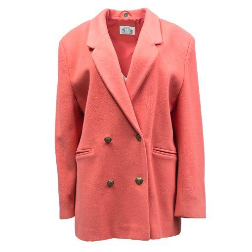 korallinpunainen takki