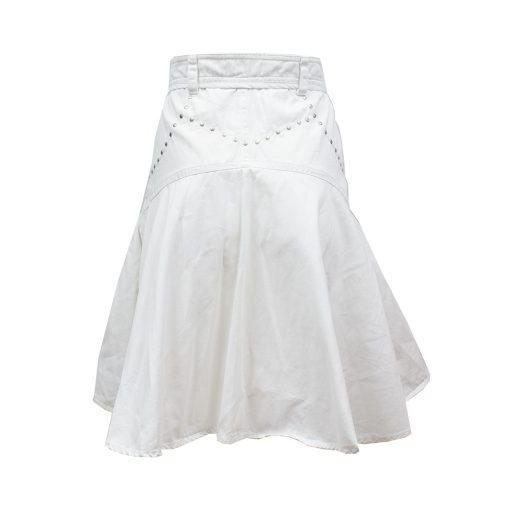 valkoinen farkkuhame