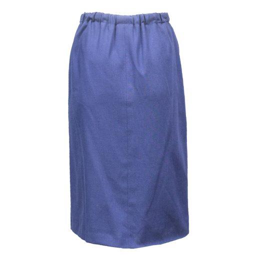sininen hame