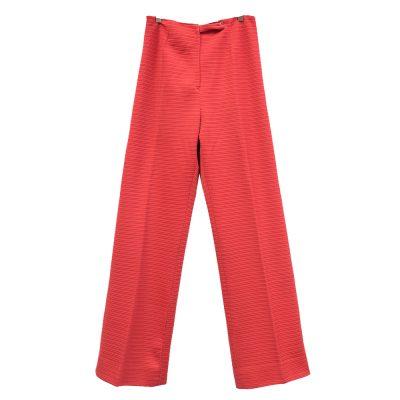 korkeavyötäröiset housut