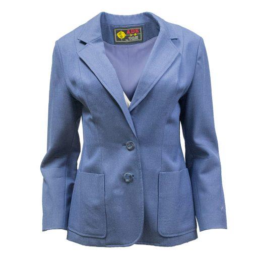sininen jakku