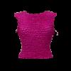 Pinkki ryppytoppi - XS-M