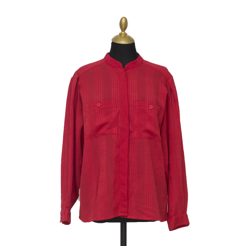 Trevira, punainen pusero - L