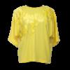 Keltainen trikoopaita - M/L