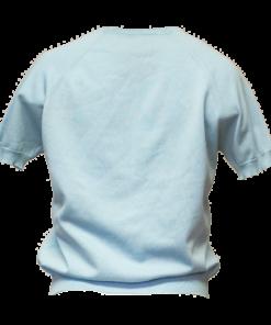 Silo, sininen Crimpelene-neule - L
