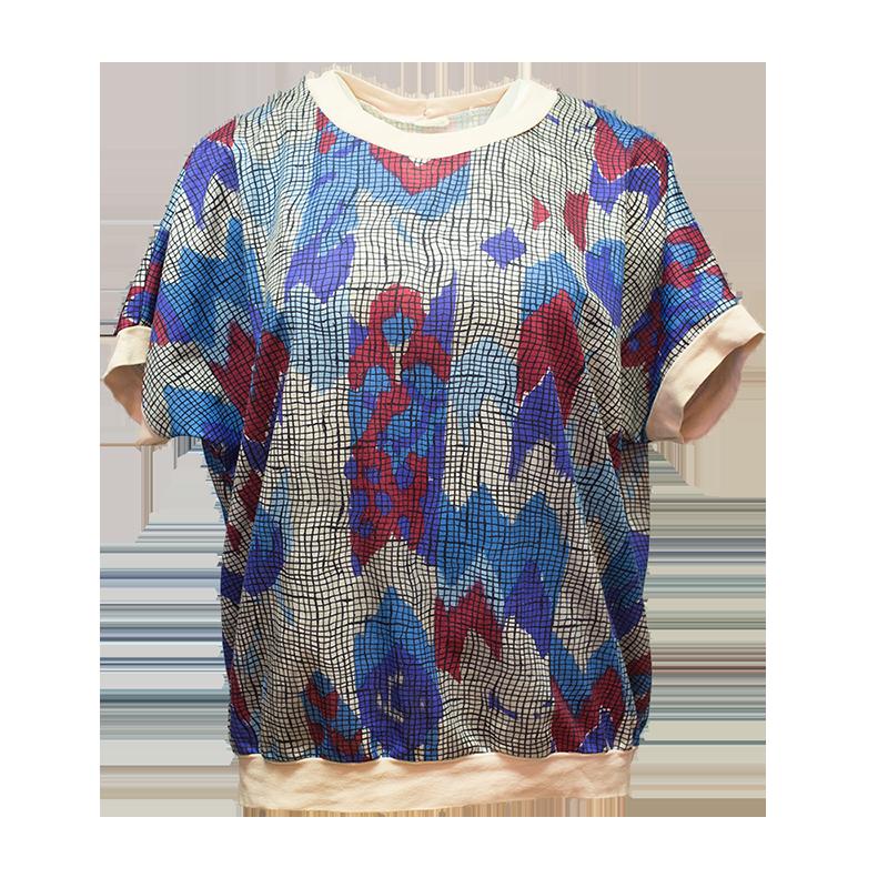 Hanetex, kotimainen T-paita - L