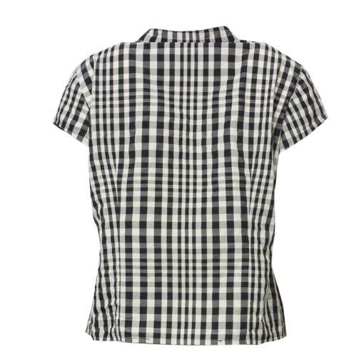 Tazzia Oy, pepitaruudullinen paita - L