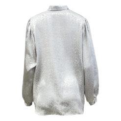 Elle, hopeanvärinen pusero - 38/40