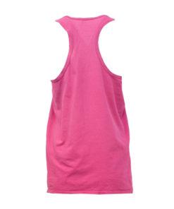Triumph, pinkki sporttitoppi 90-luvulta - M