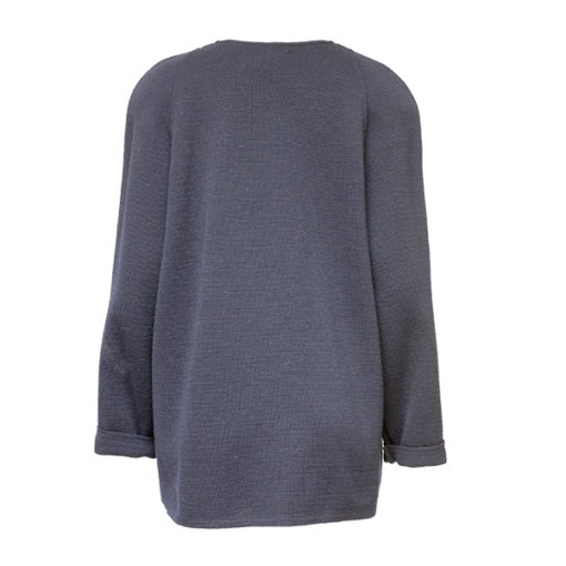 Willana, sininen neuletakki - XL
