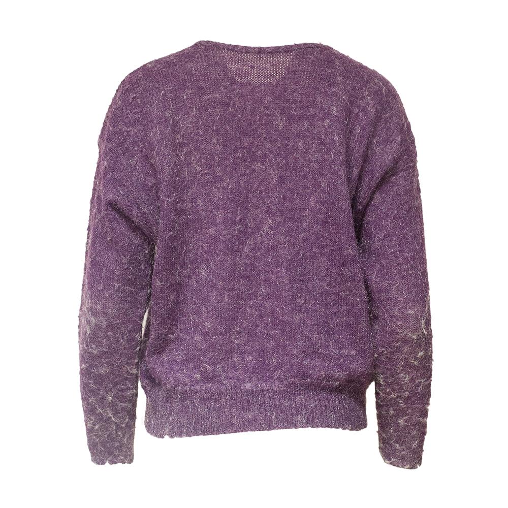 Hetan, kotimainen violetti neule - S/M