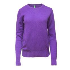 United Colors of Benetton, violetti neule - M