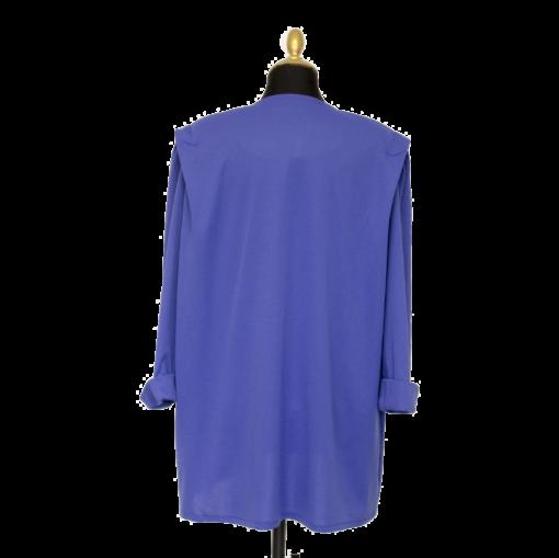 Fashion Extra, sininen bleiseri - 44/46