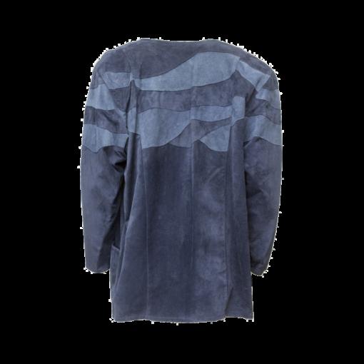 Fraccoon, sininen mokkatakki - 40/42