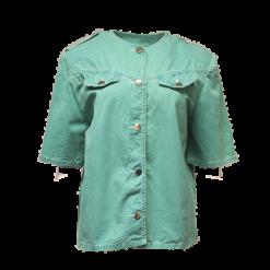 Finnsiili, mintunvihreä jakku - L