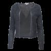 Esprit, musta glitter-jakku - 36