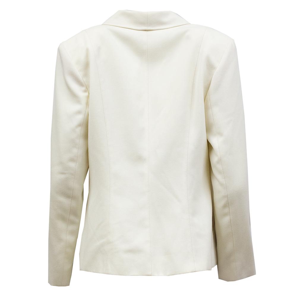 Dixi Coat, luonnonvalkoinen jakku - 38/40