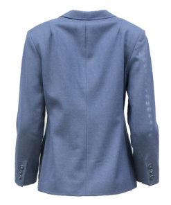 ADK Tailor, sininen villakangasjakku - 38