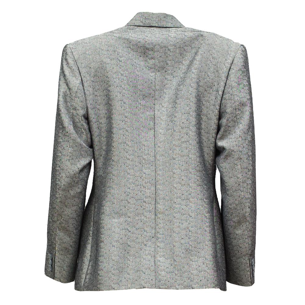 Stitchwell Clothier, hopeanvärinen jakku - 40
