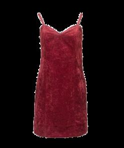 Punainen samettimekko - 36