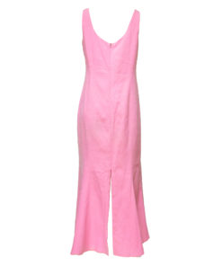 Ril's, pinkki pellavamekko - 42/44