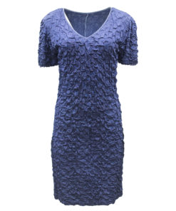 Sininen coctail-puku 60-luvulta - 38/40