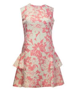 Naisten pukutehdas, juhlamekko 60-luvulta - 38