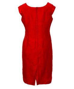 Tazzia, punainen kotelomekko - 42/44