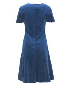 Kaunotar, sininen samettimekko 60-luvulta - 36